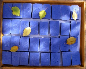 lapis lazuli soap by artist dawn chandler